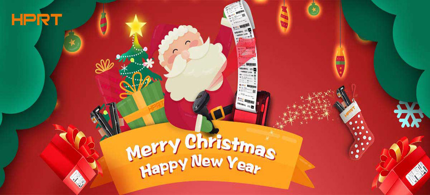 Merry christmas & Happy New Year---Greetings from HPRT Technology