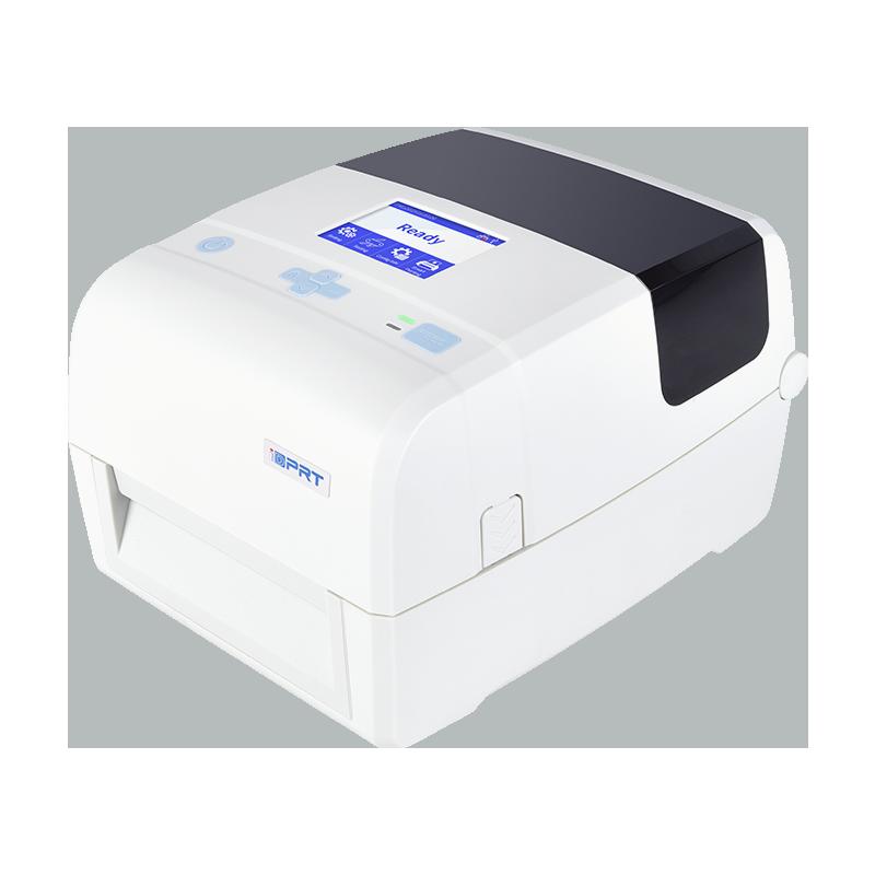 iT4E desktop barcode printer<