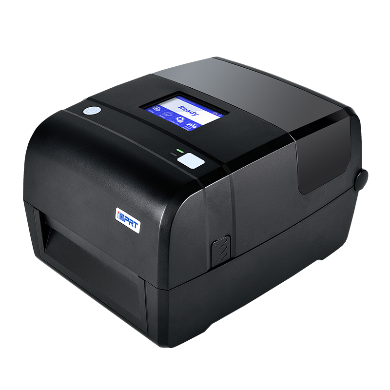 iT4P desktop barcode printer<