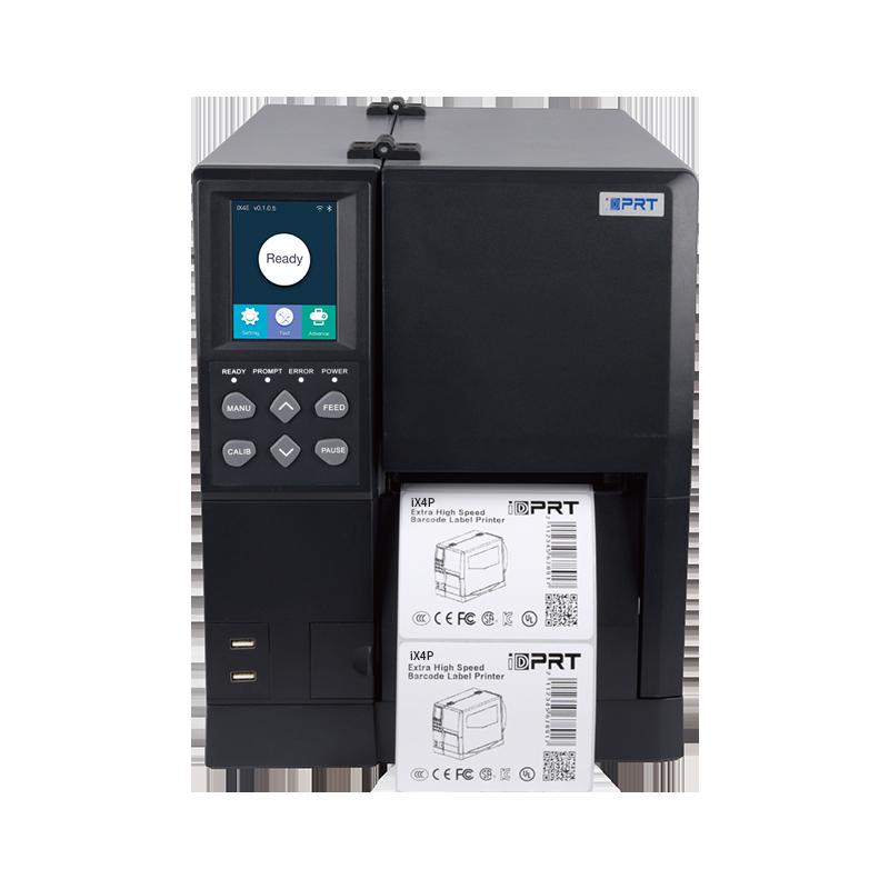 iX4P Inddustrial barcode printer<